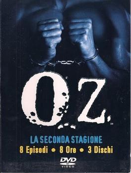 Oz - Seconda Stagione (1998) [Completa] 3x DVD9 Copia 1:1 ITA/ENG/FRE