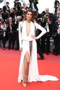 Iris Mittenaere -  'Sorry Angel (Plaire, Aimer Et Courir Vite)' Premiere at the 71st Cannes Film Festival 5/10/18