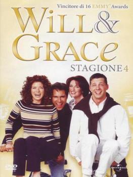 Will & Grace - Quarta stagione (1998-1999) 4 DVD9 COPIA 1:1 ITA ENG