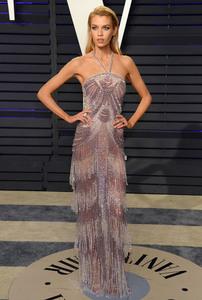 Stella Maxwell - 2019 Vanity Fair Oscar Party 2/24/19