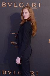 Alexina Graham - BVLGARI World Premier Screening At 2018 Tribeca Film Festival 4/26/18