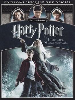 Harry Potter e il principe mezzosangue - Special Edition (2009) 1xDVD9+1xDVD5 Copia 1:1 ITA-ENG-GER