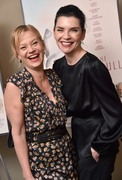 Julianna Marguiles -           ''The Seagull'' Premiere New York City May 10th 2018 With Samantha Mathis and Annette Benning.