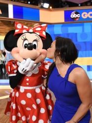 Demi Lovato on Good Morning America in New York City - 1/24/18