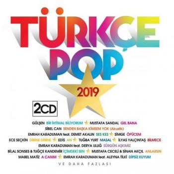 Çeşitli Sanatçılar - Türkçe Pop 2019 (2019) Full Albüm İndir