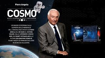 Piero Angela - Il Cosmo - Alla scoperta dell'Universo (2013) 30xDVD5/DVD9 Copia 1:1 ITA