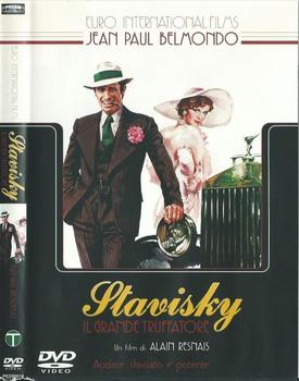 Stavisky, il grande truffatore (1974) DVD5 COPIA 1:1 ITA