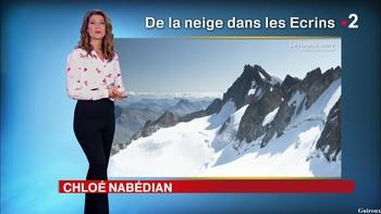 Chloé Nabédian - Août 2018 Ed3455951670504