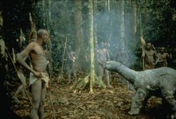Динозавр: Тайна затерянного мира / Baby: Secret of the Lost Legend/ (1985) Шон Янг 4640d2859587884