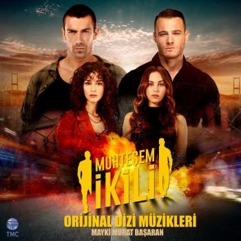 Mayki Murat Başaran - Muhteşem İkili (Orjinal Dizi Müzikleri) (2018) Full Albüm İndir