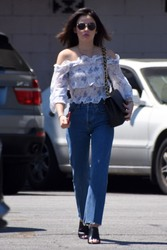 Lucy Hale - Out in Studio City 6/25/18
