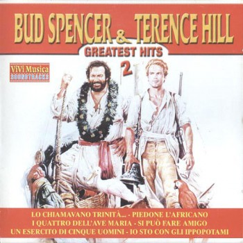 Bud Spencer & Terence Hill - Greatest Hits 2 (2003) .mp3 -192 Kbps