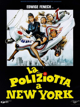 La poliziotta a New York (1981) DVD5 Copia 1:1 ITA
