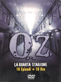 Oz - Quarta Stagione (2000) [Completa] 6x DVD9 Copia 1:1 ITA/ENG