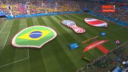 Чемпионат Мира 2018 / Группа Е / 2-й тур / Бразилия - Коста Рика / Матч ТВ HD | HDTV 1080i