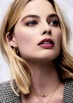 Margot Robbie -                Marie Claire Magazine (Hungary) June 2018.