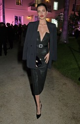 "Adriana Lima - Formula E Dinner Celebrating World Premiere Of ""And We Go Green"" Documentary, Cannes, 5/22/2019"