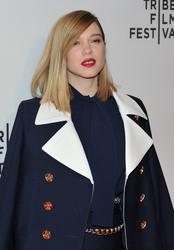 Lea Seydoux - 'Zoe' Premiere at the Tribeca Film Festival 4/21/18