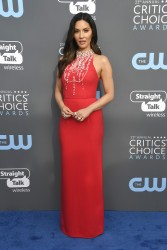 Olivia Munn - The 23rd Annual Critics' Choice Awards in Santa Monica 1/11/18