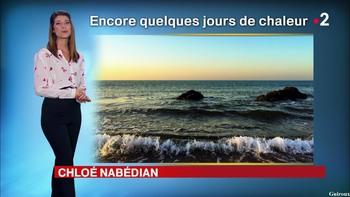 Chloé Nabédian - Août 2018 70390b951337224