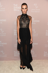 Josephine Skriver - Rihanna's 4th Annual Diamond Ball in NYC 9/13/18