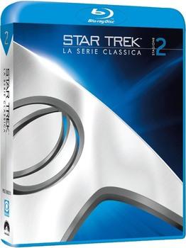 Star Trek - La serie classica - Stagione 2 (1968) [7-Blu-Ray] Full Blu-Ray 267Gb VC-1 ITA DD 2.0 ENG DTS-HD MA 7.1 MULTI