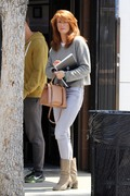Angie Everhart -                                     Joan's on Third Los Angeles June 7th 2018.
