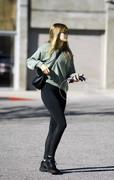 Elizabeth Olsen - Out in LA 1/23/19