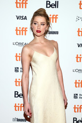 Amber Heard - 'Her Smell' Premiere during the 2018 Toronto International Film Festival 9/9/18