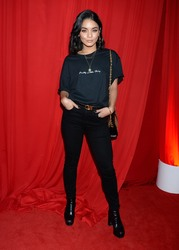 Vanessa Hudgens - PrettyLittleThing Ashley Graham Event in LA 9/24/18
