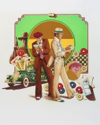 Афера / The Sting (Пол Ньюман, Роберт Редфорд, 1973) Df57b6661187433