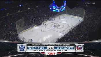 NHL 2018 - RS - Toronto Maple Leafs @ Columbus Blue Jackets - 2018 11 23 - 720p 60fps - English - TSN 0f64631042758764