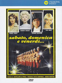 Sabato, domenica e venerdì (1979) DVD9 Copia 1:1 ITA