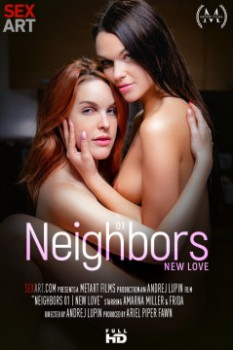 Amarna Miller & Frida - Neighbors Episode 1 - New Love (31.08.2018) 1080p
