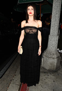 Alexandra Daddario - Dior Addict Lacquer Pump Launch party in West Hollywood 3/14/18