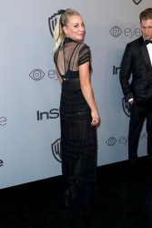 Kaley Cuoco - The 2018 InStyle And Warner Bros. 75th Annual Golden Globe Awards Post-Party in Beverly Hills 1/7/18