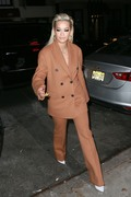Rita Ora - Out for dinner in NYC 1/16/19