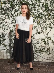 Katherine Langford -                  Lynn Hirschberg Celebrates W Magazine's It Girls With Dior Los Angeles January 6th 2018.