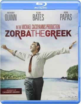 Zorba il greco (1964) FULL HD VU 1080p DTS HD+AC3 ENG AC3 ITA