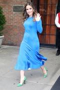Sophia Bush - Leaving The Bowery Hotel in NYC 6/13/18