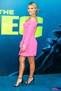 Witney Carson - Premiere of 'The Meg' in Hollywood 8/6/18