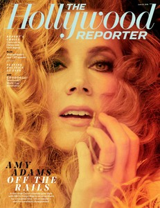 Amy Adams -                            The Hollywood Reporter June (2018).