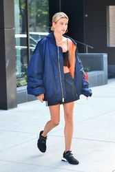 Hailey Baldwin - Out in NYC 6/22/18