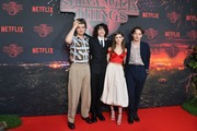 "Natalia Dyer At Netflix's ""Stranger Things"" Season 3 premiere in Paris"