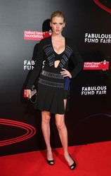 Lara Stone - Fabulous Fund Fair in London 2/20/18