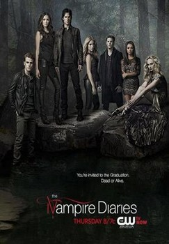 The vampire diaries - Stagione 5 (2013) 4 x DVD9 + 1 x DVD5 ITA-ENG-TED