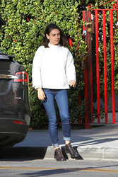 Mila Kunis - Out in LA 3/14/18