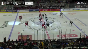 AHL 2018-10-06 Grand Rapids Griffins vs. San Antonio Rampage - English 829c8a995173994