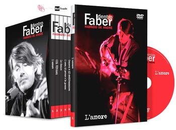 Fabrizio De André - Dentro Faber (2011) 8 x DVD5 COPIA 1:1 ITA