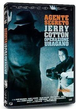 Agente segreto Jerry Cotton operazione Uragano (1965) DVD5 COPIA 1:1 ITA
